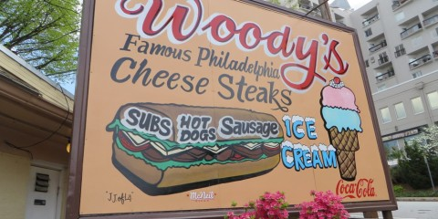 Woodys Cheesesteaks Atlanta GA